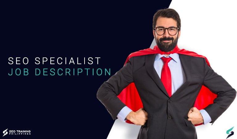 seo specialist job description