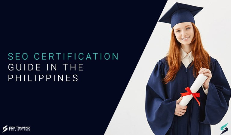 seo certification guide in the philippines