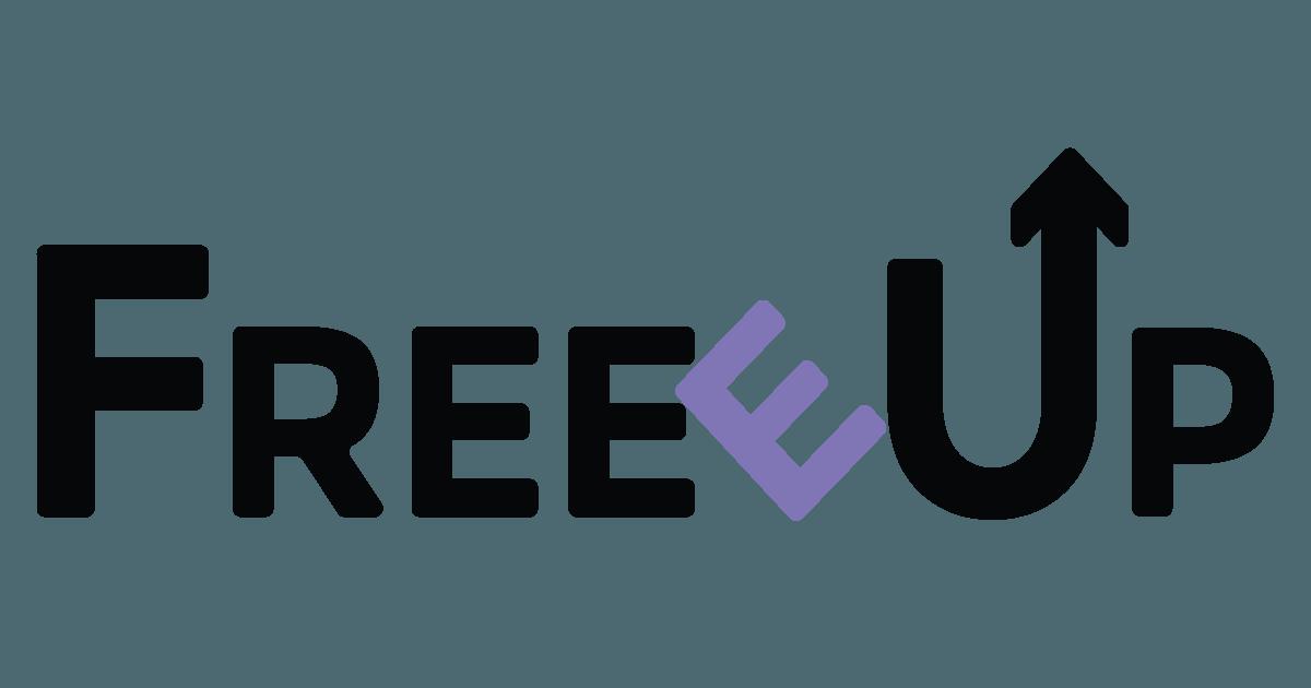 freeup logo